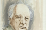 Jim Sheridan watercolour