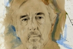 Sebastian Barry watercolour
