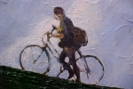 Bicyclist - detail