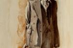 Garech Browne watercolour