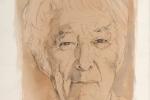 Seamus Heaney drawing