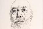 Tom Kinsella drawing