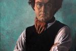 Self-portrait 1985