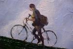 Bicyclist - detail